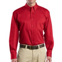 Long Sleeve SuperPro Twill Shirt Thumbnail